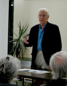 Bill Rich TTF annual Meeting